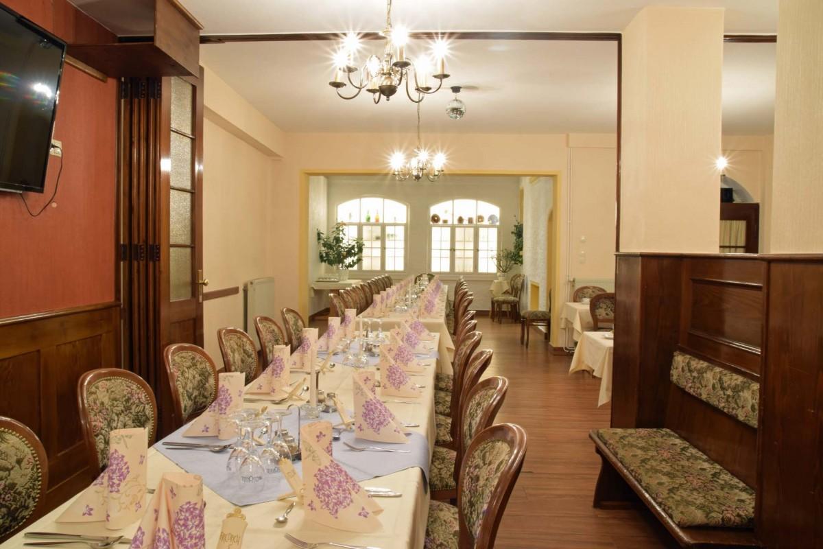 Restaurant im Thueringer Wald