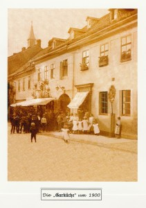 Garküche um 1900