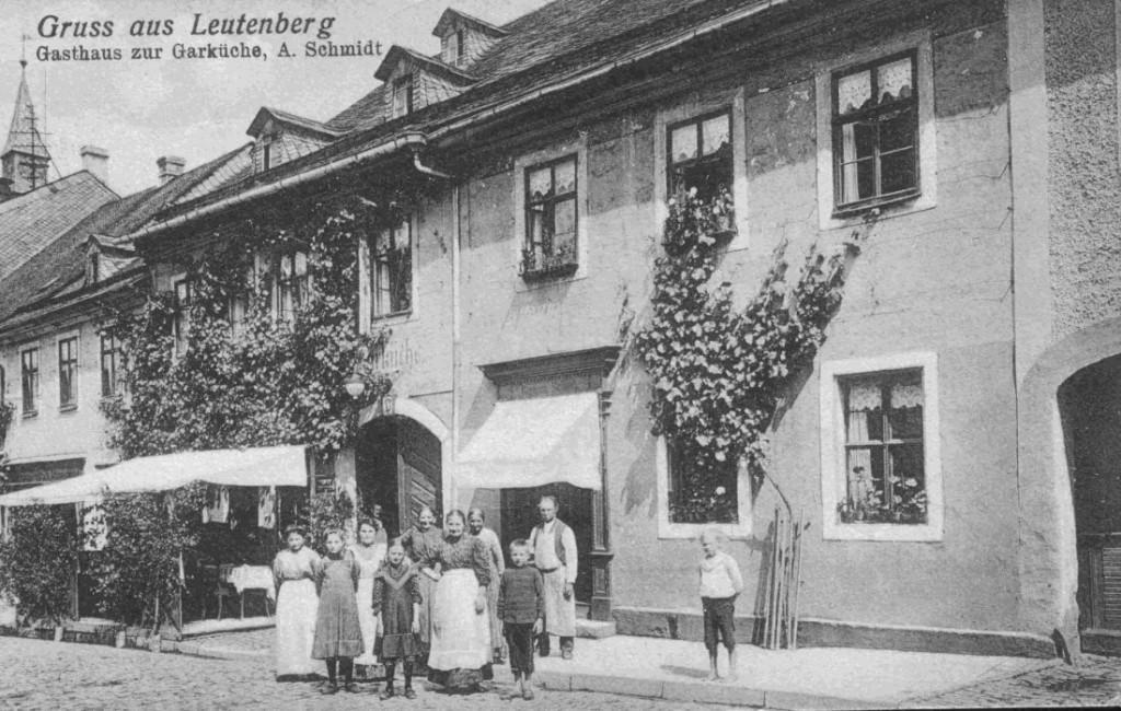 Garküche 1900