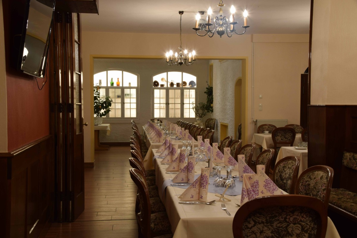 Im Hotel - Restaurant Der Garkueche