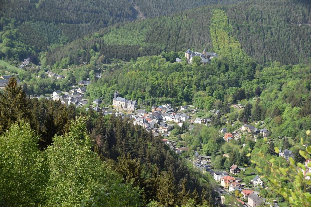 Wanderungen Um Leutenberg