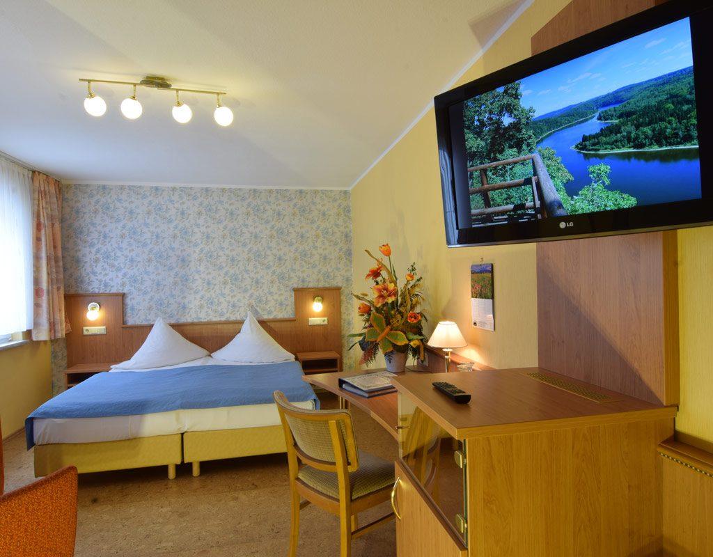 Neu Renovierte Hotelzimmer In Thueringen,auch Fuer Allergiker