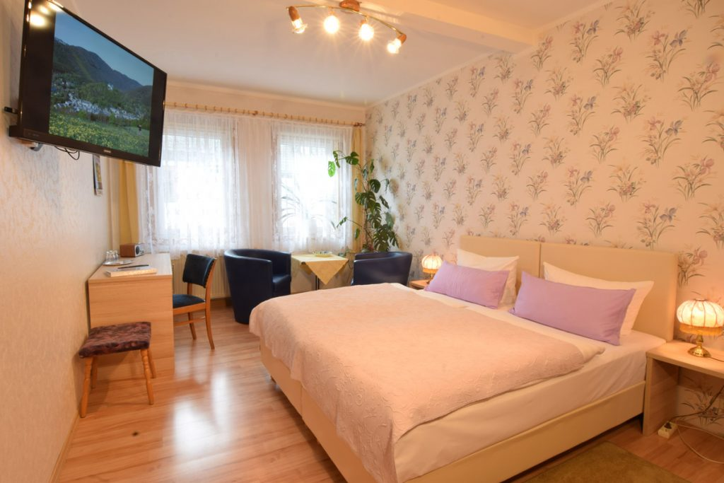 Komfortzimmer Mit Du/WC / Fön / LCD TV Zimmer 9