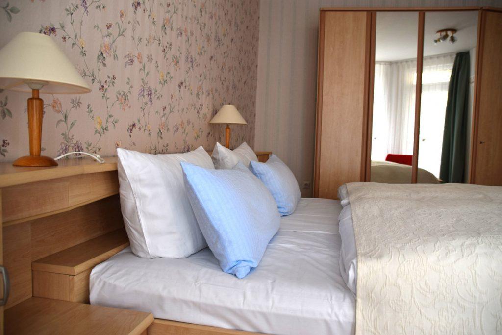 Auf Wunsch Mit Allergenarmen Betten