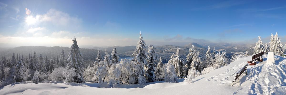 Winterurlaub Im Thüringer Wald