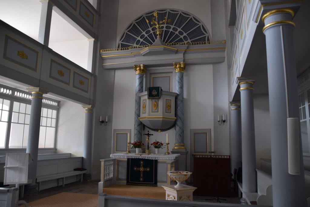 Leutenberg Stadtkirche