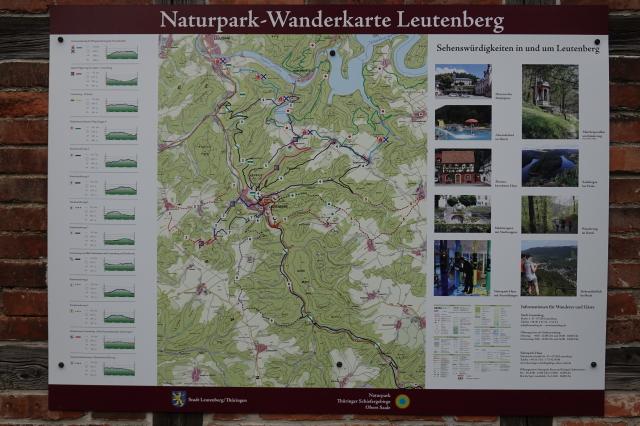 Wanderungen in Thüringen